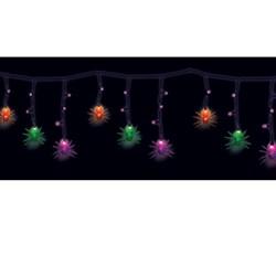 11' Dangling Spider String Lights