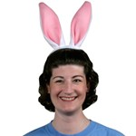 Soft Touch Bunny Ears Headband