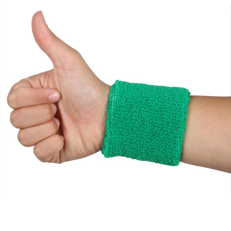 Green Wristband for the 2015 Costume season.