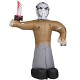 7' Inflatable Jason