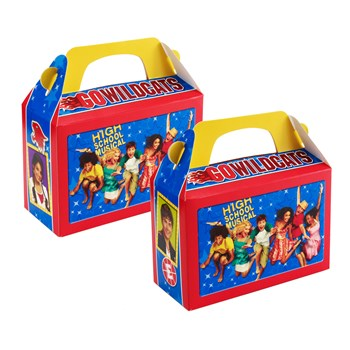 High School Musical: Friends 4 Ever Treat Boxes (4 count)