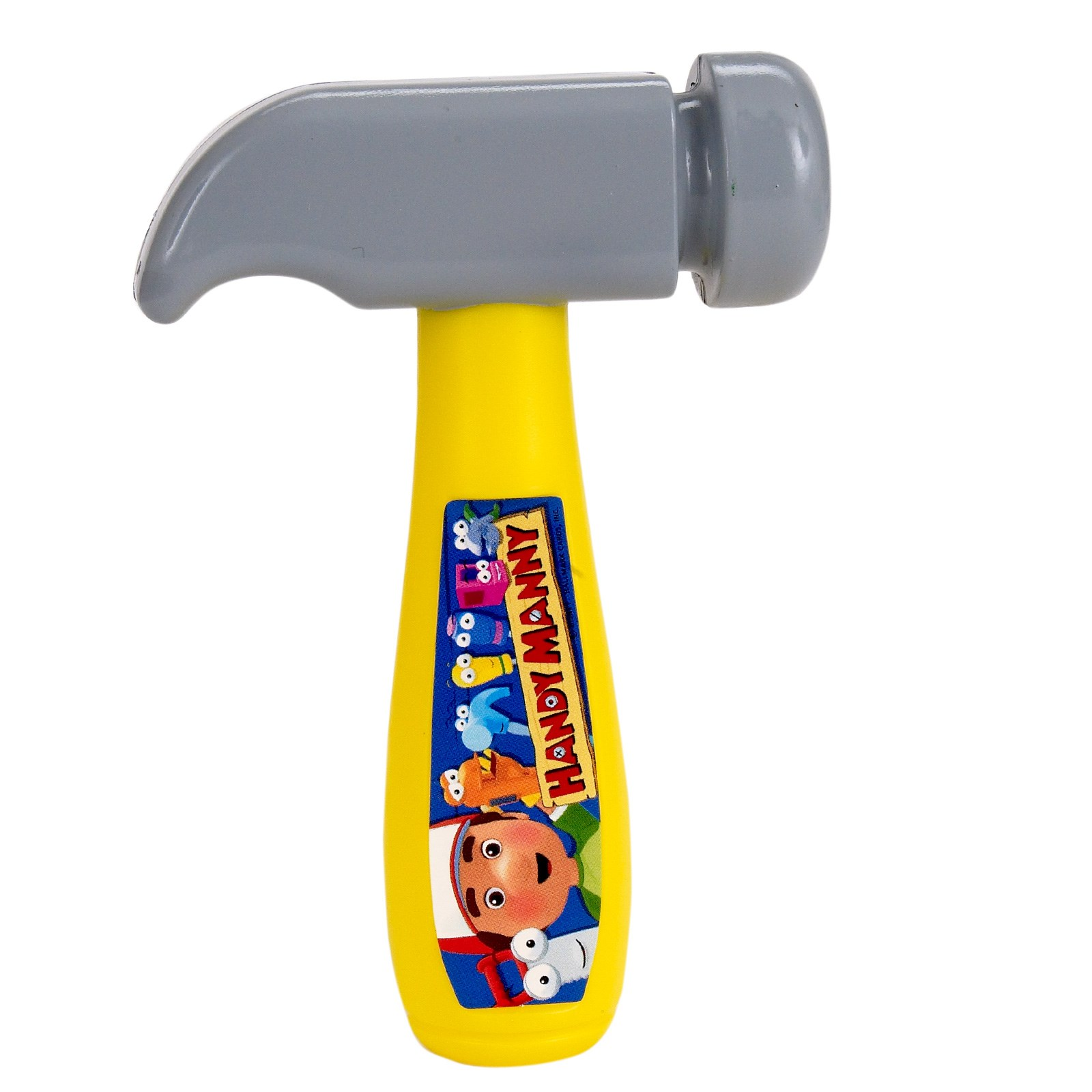 Disney Handy Manny Plastic Hammers 4 count