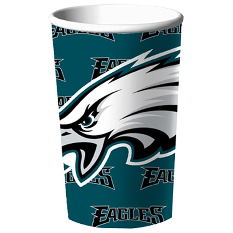 Philadelphia Eagles 22 oz. Hard Plastic Cup for the 2015 Costume season.