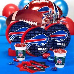 Buffalo Bills Deluxe Party Kit