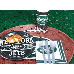 New York Jets Deluxe Party Kit