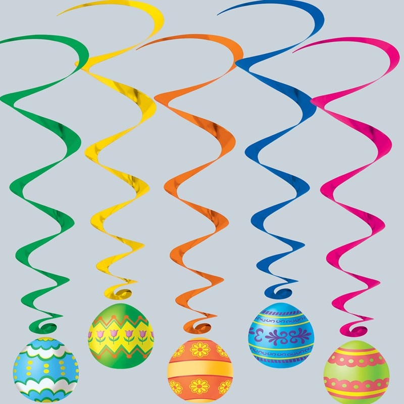 Easter Egg Whirls Asst. (5 count) for the 2015 Costume season.