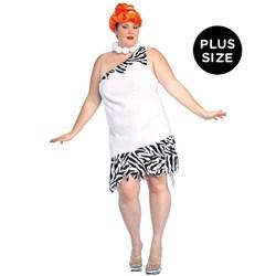 The Flintstones Wilma Adult Plus Costume