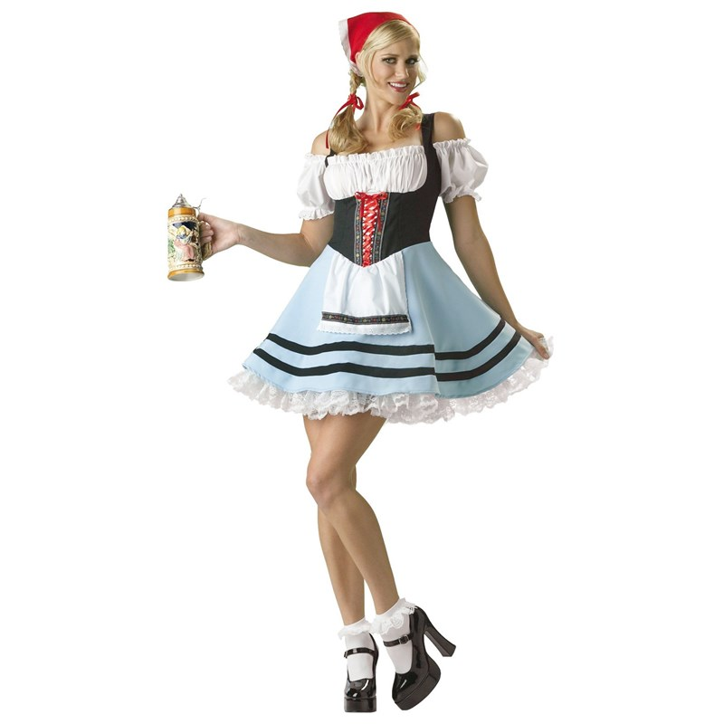 Gretel Elite Collection Adult Costume for the 2015 Costume season.