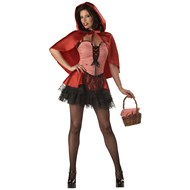 Naughty Red Riding Hood Elite Collection Adult
