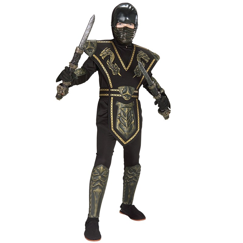 Ancient Dynasty Ninja Child Costume for the 2015 Costume season.
