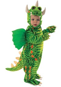 Click Here to buy Dragon Baby & Toddler Costume from BuyCostumes