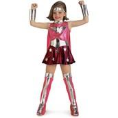 Pink Wonder Woman Child Costume