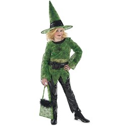 Fashion Witch Child Costume
