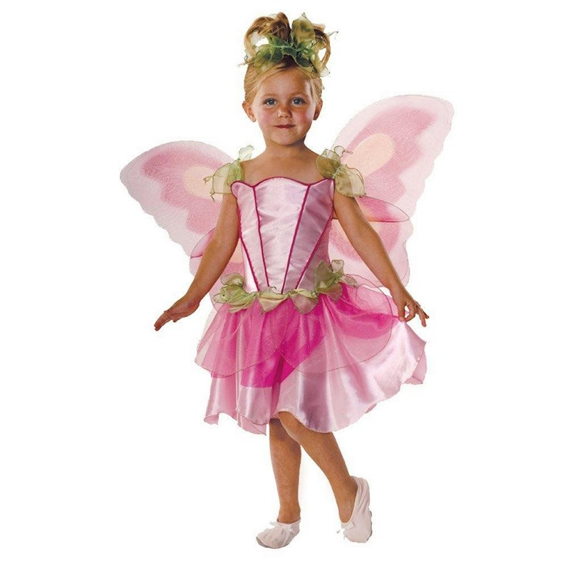 Pink Butterfly Fairy Child Costume for the 2015 Costume season.