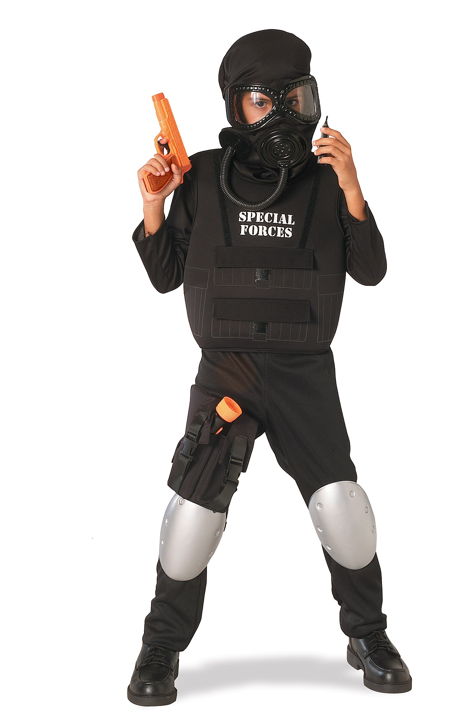 Special Forces Officer Child Costume