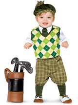 Click Here to buy Future Golfer Baby & Toddler Costume from BuyCostumes