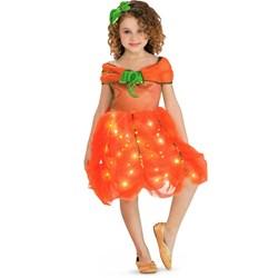 Pumpkin Princess Child Costume