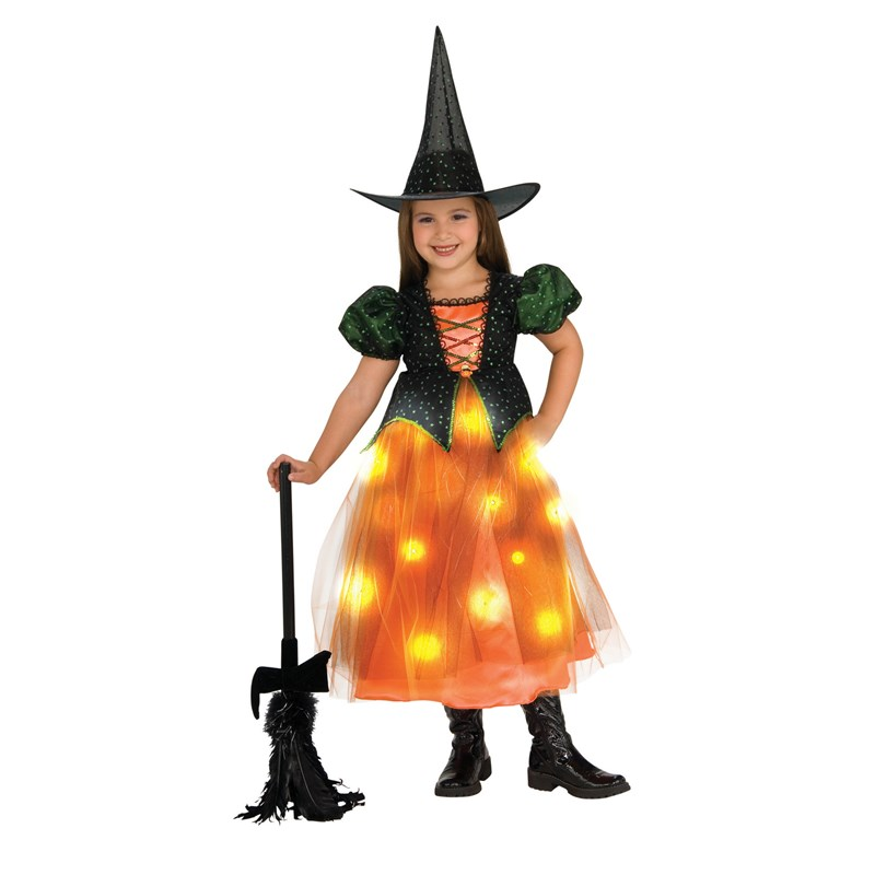 Twinkle Witch Toddler and Child Costume for the 2015 Costume season.