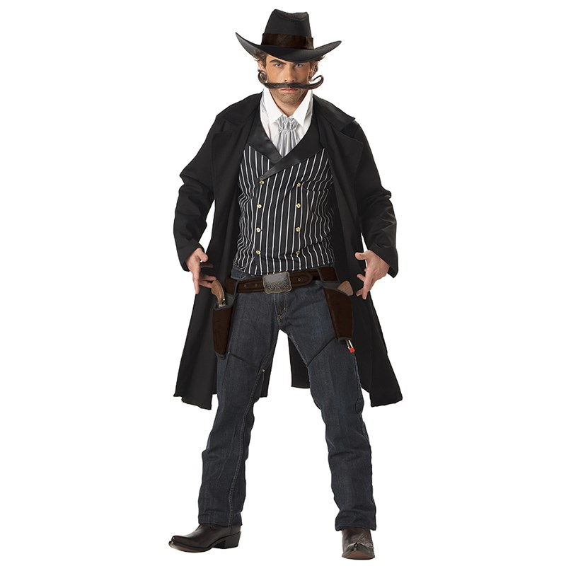 Western Gunslinger Adult Costume for the 2015 Costume season.
