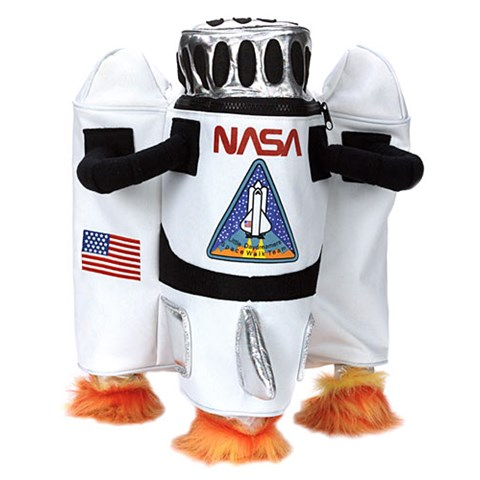 NASA Astronaut Backpack