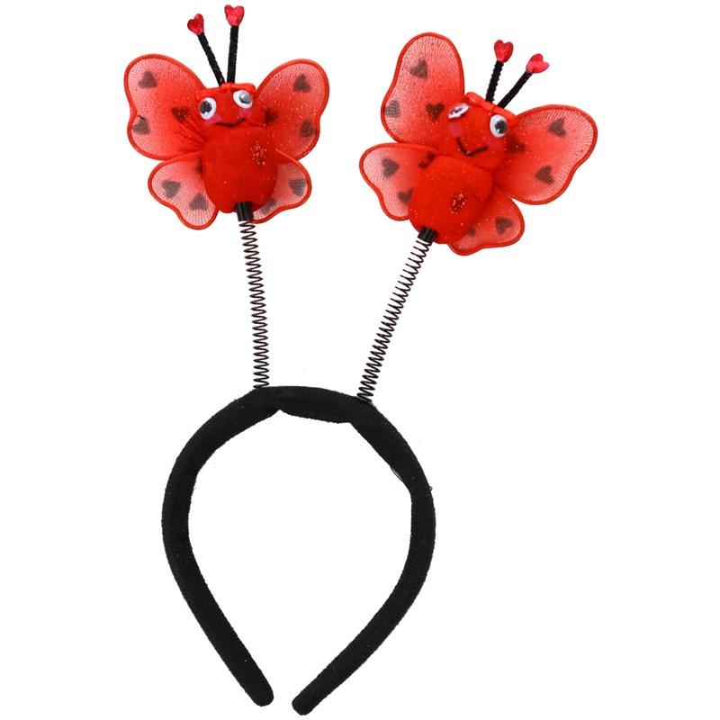 Ladybug Antennae Child for the 2015 Costume season.