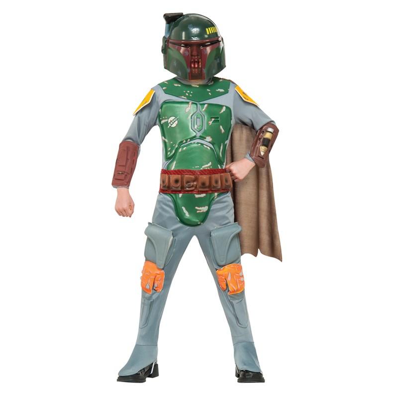 Star Wars: Boba Fett Child Costume for the 2015 Costume season.