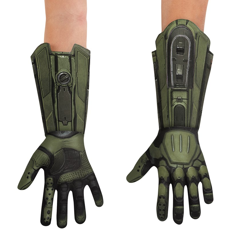 Halo 3 Gloves   Adult for the 2015 Costume season.