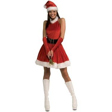 Santas Inspiration Adult Costume