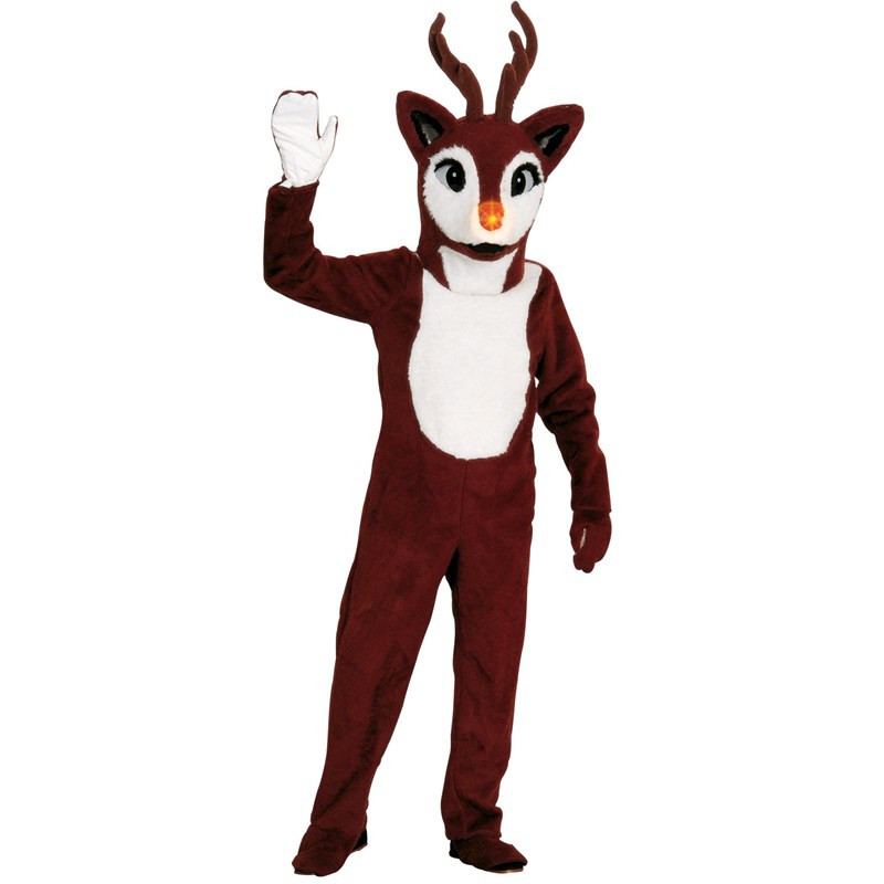 Reindeer Adult Mascot for the 2015 Costume season.