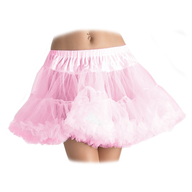 Layered Tulle Petticoat Pink   Plus for the 2015 Costume season.