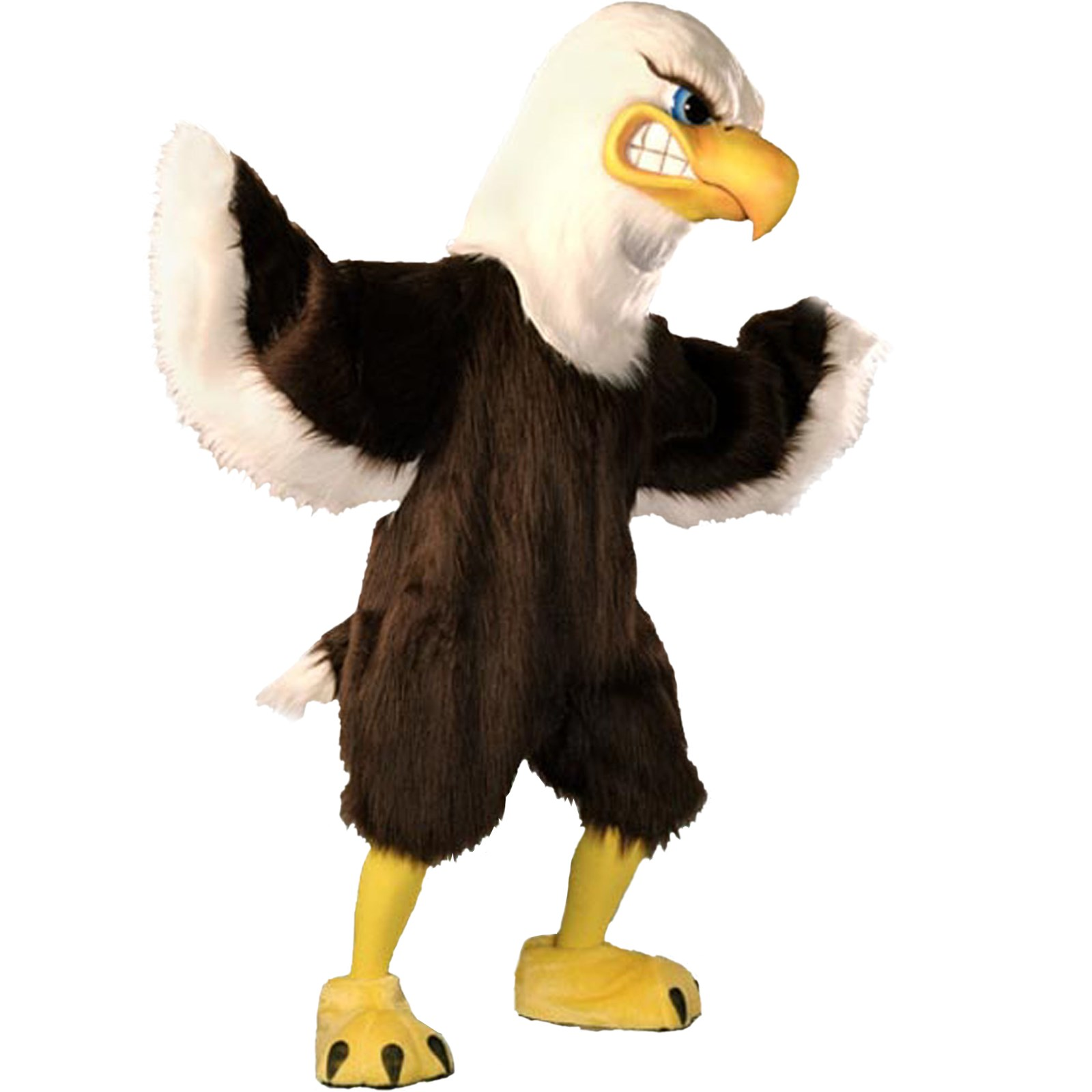 Mr. Majestic Eagle Adult Mascot Costume