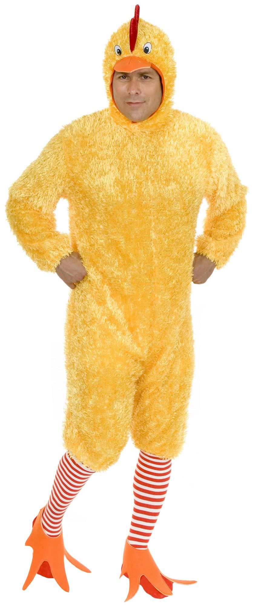 Image of Chicken Adult Plus Costume