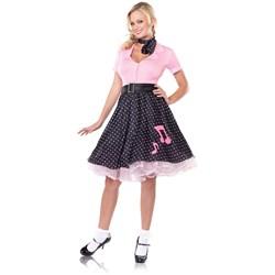 sock hop sweetie adult costume sock hop sweetie adult costume fifties