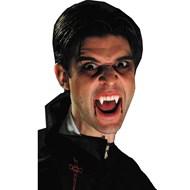 Custom Vampire Fangs In Coffin, Deluxe