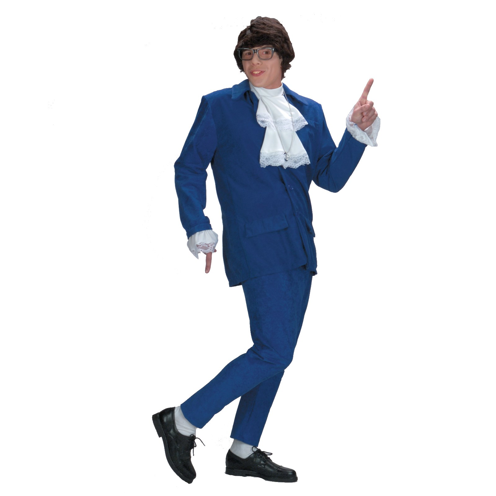 Image of Austin Powers Deluxe Adult Costume