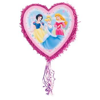 Disney Princess 18 Pull-String Pinata