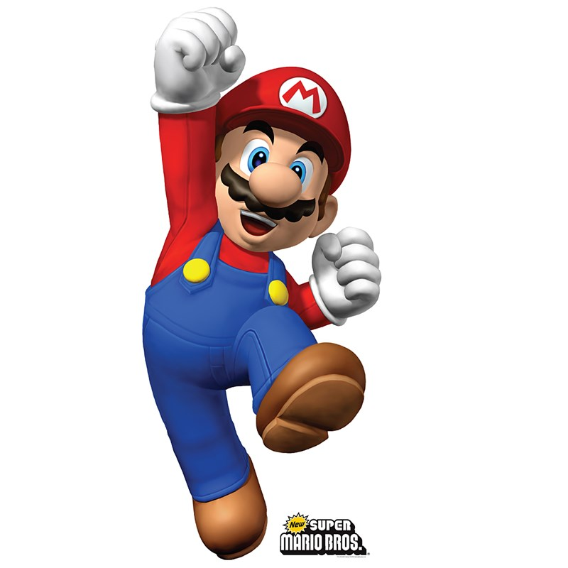 Super Mario Bros. Standup for the 2015 Costume season.
