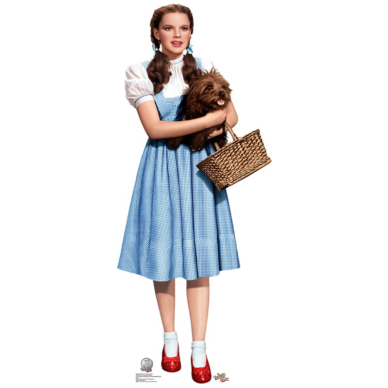 Dorothy and Toto Standup for the 2015 Costume season.