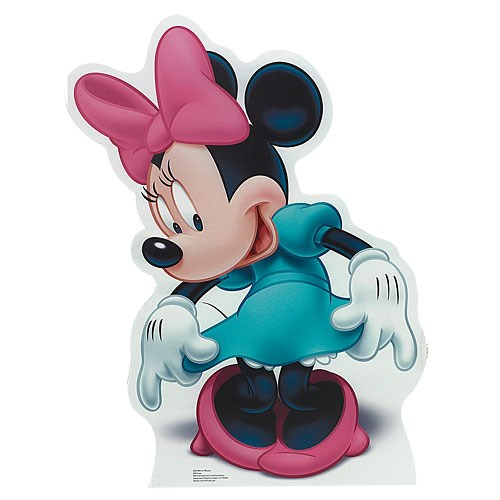 Minnie Mouse Standup for the 2015 Costume season.