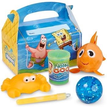 SpongeBob Classic Party Favor Kit