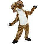 Ram Mascot Adult Costume