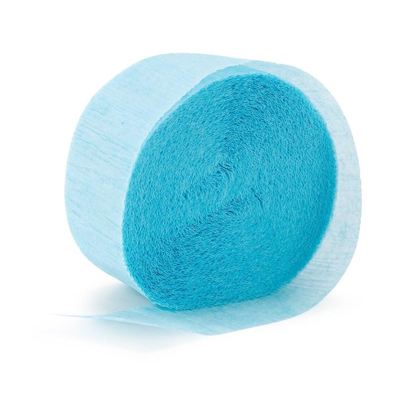 Ice Blue (Light Blue) Crepe Streamer   81 for the 2015 Costume season.