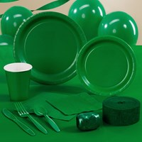 Emerald Green (Green) Party Supplies