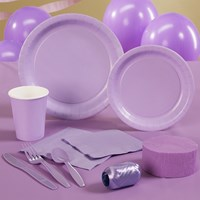 Luscious Lavender (Lavender) Party Supplies