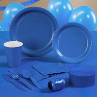 True Blue (Blue) Party Supplies