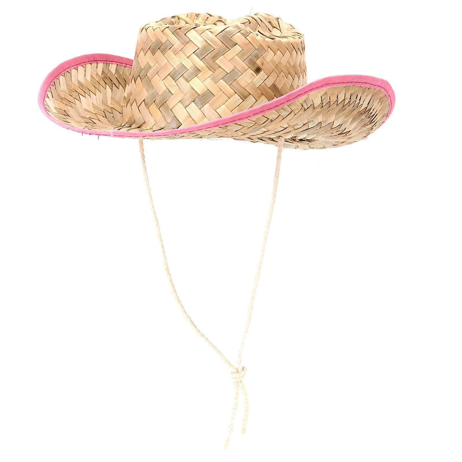 Child Straw Cowboy Hat – Western Wear