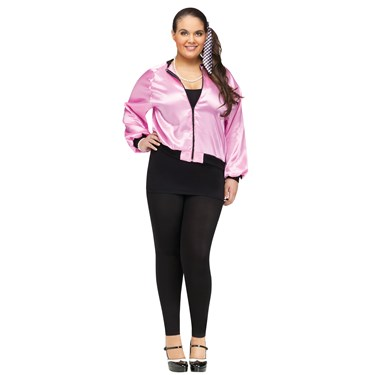 50's Ladies Adult Plus Size Jacket