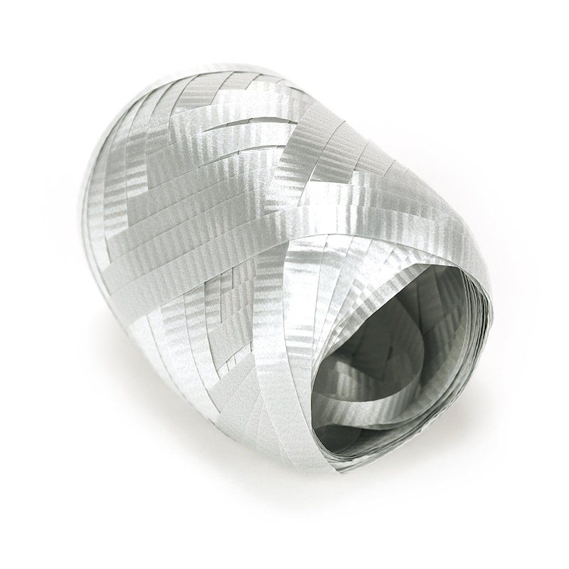Shimmering Silver (Silver) Curling Ribbon   50 for the 2015 Costume season.