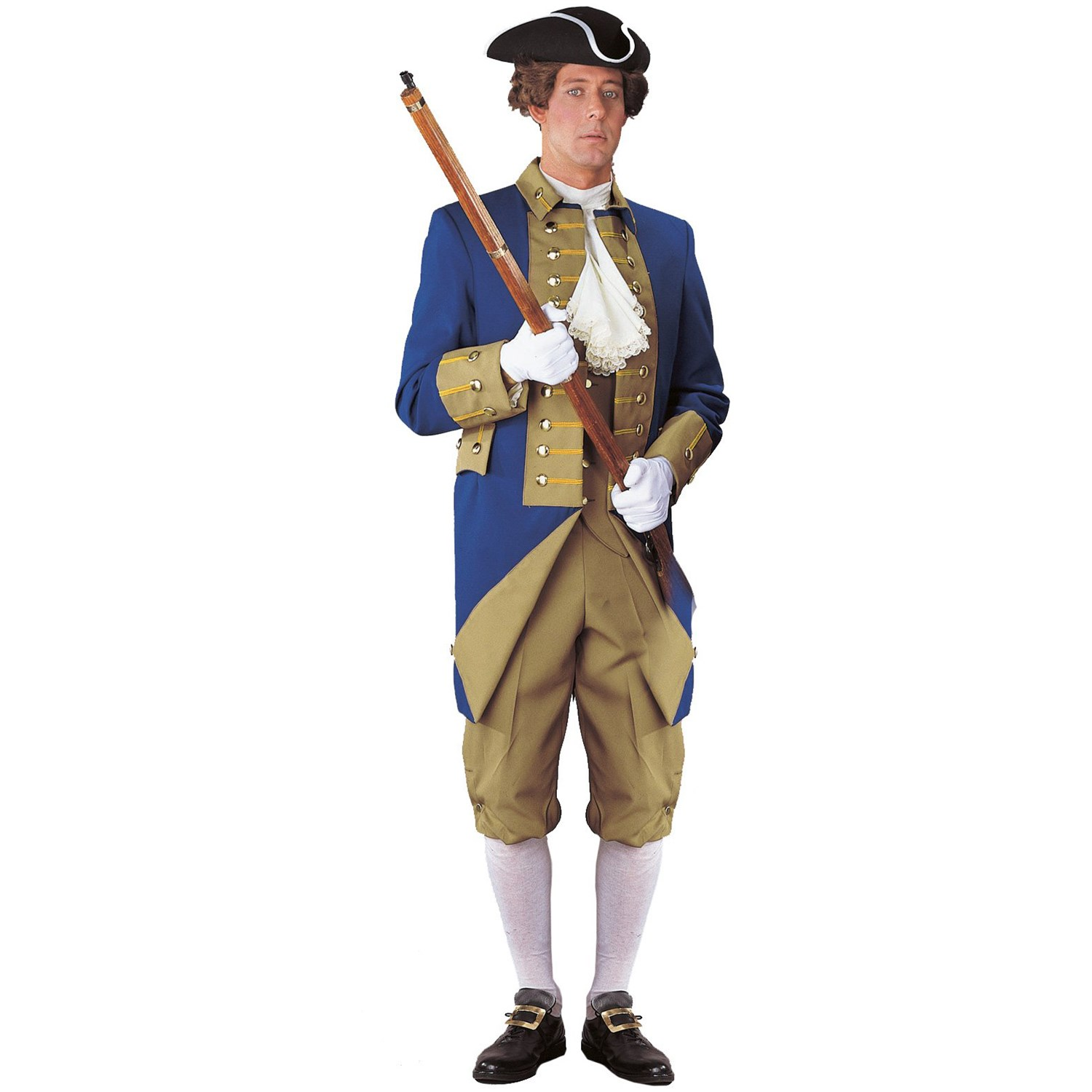 American Revolutionary Adult Costume Buycostumes Com