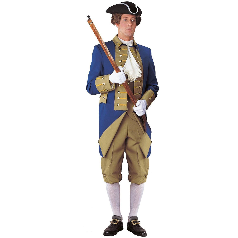 American Revolutionary Adult Costume | BuyCostumes.com